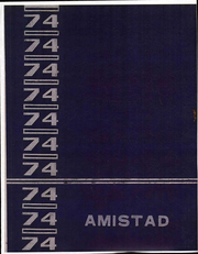 Page 1, 1974 Edition, Raymond Cree Middle School - Amistad Yearbook (Palm Springs, CA) online yearbook collection