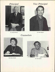 Page 13, 1974 Edition, Raymond Cree Middle School - Amistad Yearbook (Palm Springs, CA) online yearbook collection