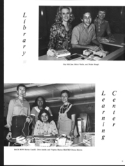 Page 11, 1975 Edition, Raymond Cree Middle School - Amistad Yearbook (Palm Springs, CA) online yearbook collection