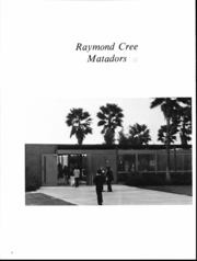 Page 4, 1975 Edition, Raymond Cree Middle School - Amistad Yearbook (Palm Springs, CA) online yearbook collection