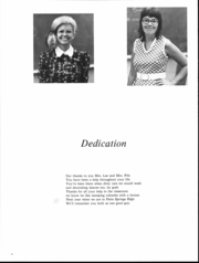 Page 6, 1975 Edition, Raymond Cree Middle School - Amistad Yearbook (Palm Springs, CA) online yearbook collection
