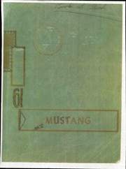 1961 Edition, Mills Middle School - Mustang Yearbook (Rancho Cordova, CA)
