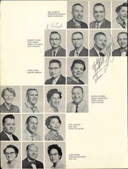 Page 10, 1961 Edition, Mills Middle School - Mustang Yearbook (Rancho Cordova, CA) online yearbook collection