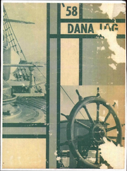 Page 1, 1958 Edition, Dana Middle School - Log Yearbook (San Diego, CA) online yearbook collection