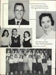 Page 8, 1957 Edition, Woodrow Wilson Middle School - Tiger Yearbook (San Diego, CA) online yearbook collection