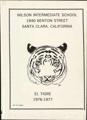Page 5, 1977 Edition, Wilson Intermediate School - El Tigre Yearbook (Santa Clara, CA) online yearbook collection
