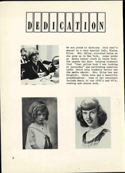 Page 6, 1979 Edition, Cajon Park School - Yearbook (Santee, CA) online yearbook collection