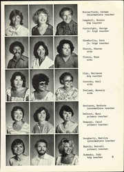 Page 9, 1979 Edition, Cajon Park School - Yearbook (Santee, CA) online yearbook collection