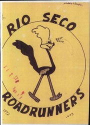 Page 1, 1973 Edition, Rio Seco School - Roadrunners Yearbook (Santee, CA) online yearbook collection