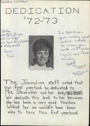 Page 5, 1973 Edition, Rio Seco School - Roadrunners Yearbook (Santee, CA) online yearbook collection