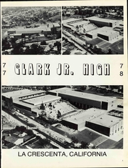 Page 7, 1978 Edition, Clark Junior High School - Yearbook (La Crescenta, CA) online yearbook collection