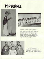 Page 13, 1962 Edition, Edwin Markham Middle School - Panther Tracks Yearbook (San Jose, CA) online yearbook collection