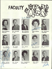 Page 9, 1962 Edition, Edwin Markham Middle School - Panther Tracks Yearbook (San Jose, CA) online yearbook collection