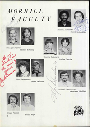 Page 12, 1977 Edition, Morrill Middle School - Pawprints Yearbook (San Jose, CA) online yearbook collection