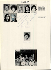 Page 12, 1975 Edition, Peter Burnett Middle School - Bobcat Yearbook (San Jose, CA) online yearbook collection