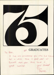 Page 16, 1975 Edition, Peter Burnett Middle School - Bobcat Yearbook (San Jose, CA) online yearbook collection