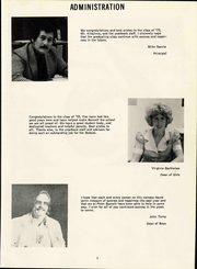 Page 9, 1975 Edition, Peter Burnett Middle School - Bobcat Yearbook (San Jose, CA) online yearbook collection