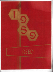 Page 1, 1959 Edition, Reed School - Yearbook (Tiburon, CA) online yearbook collection
