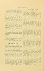Page 10, 1919 Edition, Burbank Junior High School - Wizard Yearbook (Berkeley, CA) online yearbook collection