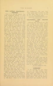 Page 11, 1919 Edition, Burbank Junior High School - Wizard Yearbook (Berkeley, CA) online yearbook collection
