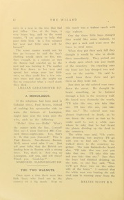 Page 14, 1919 Edition, Burbank Junior High School - Wizard Yearbook (Berkeley, CA) online yearbook collection