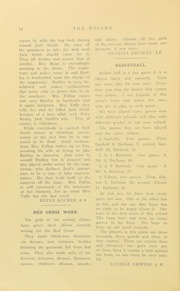 Page 16, 1919 Edition, Burbank Junior High School - Wizard Yearbook (Berkeley, CA) online yearbook collection