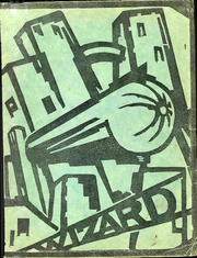 1929 Edition, Burbank Junior High School - Wizard Yearbook (Berkeley, CA)