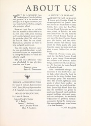 Page 7, 1940 Edition, Burbank Junior High School - Wizard Yearbook (Berkeley, CA) online yearbook collection