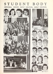 Page 9, 1940 Edition, Burbank Junior High School - Wizard Yearbook (Berkeley, CA) online yearbook collection