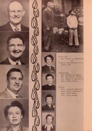 Page 6, 1950 Edition, Burbank Junior High School - Wizard Yearbook (Berkeley, CA) online yearbook collection