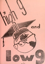 Page 17, 1955 Edition, Burbank Junior High School - Wizard Yearbook (Berkeley, CA) online yearbook collection