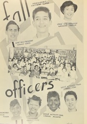 Page 8, 1955 Edition, Burbank Junior High School - Wizard Yearbook (Berkeley, CA) online yearbook collection