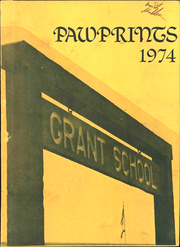 1974 Edition, Grant Middle School - Pawprints Yearbook (Escondido, CA)