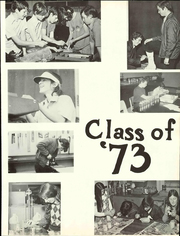 Page 13, 1973 Edition, Crocker Middle School - Viking Yearbook (Hillsborough, CA) online yearbook collection