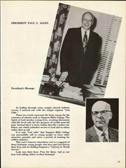 Page 15, 1959 Edition, Simpson Bible College - Gateway Yearbook (San Francisco, CA) online yearbook collection