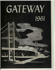1961 Edition, Simpson Bible College - Gateway Yearbook (San Francisco, CA)