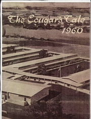 1960 Edition, Castro Junior High School - Cougars Tale Yearbook (San Jose, CA)