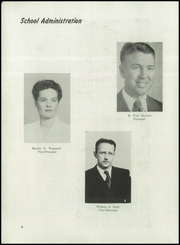 Page 10, 1945 Edition, Willowbrook High School - Pioneer Roundup Yearbook (Willowbrook, CA) online yearbook collection
