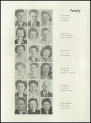 Page 11, 1945 Edition, Willowbrook High School - Pioneer Roundup Yearbook (Willowbrook, CA) online yearbook collection