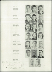 Page 12, 1945 Edition, Willowbrook High School - Pioneer Roundup Yearbook (Willowbrook, CA) online yearbook collection
