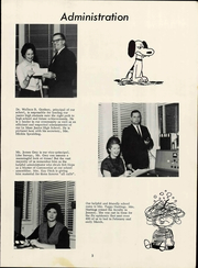 Page 7, 1966 Edition, La Mesa Middle School - El Dorado Yearbook (La Mesa, CA) online yearbook collection