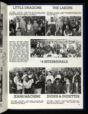 Adams Junior High School - Yearbook (Richmond, CA) online yearbook collection, 1986 Edition, Page 55