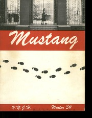 Page 1, 1959 Edition, Van Nuys Junior High School - Mustang Yearbook (Van Nuys, CA) online yearbook collection
