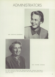 Page 13, 1954 Edition, Anoakia School - Spectator Yearbook (Arcadia, CA) online yearbook collection