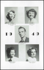 Page 14, 1949 Edition, California School for the Deaf - Foothills Flame Yearbook (Berkeley, CA) online yearbook collection