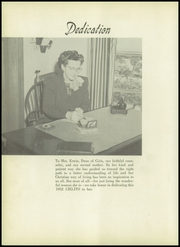 Page 10, 1952 Edition, Brown School for Girls - Cielito Yearbook (Glendora, CA) online yearbook collection