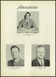 Page 16, 1952 Edition, Brown School for Girls - Cielito Yearbook (Glendora, CA) online yearbook collection
