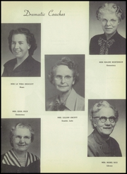 Page 17, 1953 Edition, Brown School for Girls - Cielito Yearbook (Glendora, CA) online yearbook collection