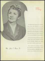 Page 8, 1953 Edition, Brown School for Girls - Cielito Yearbook (Glendora, CA) online yearbook collection