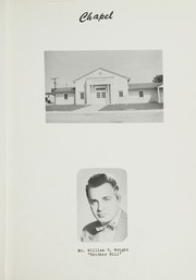 Page 5, 1957 Edition, Inglewood Christian School - Yearbook (Inglewood, CA) online yearbook collection